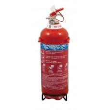Πυροσβεστήρας 1Kg Ξηράς Σκόνης ABC 40% με Μεταλλική Βάση